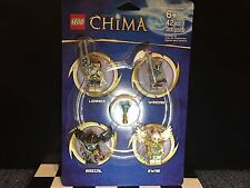 Lego Legends Of Chima Minifigures With Accessories Set (850779) Sealed