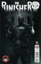THE PUNISHER #1 LIMITED EDITION COMIX EXCLUSIVE VARIANT MATTINA COVER 2016