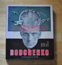 ALEKSANDR RODCHENKO   MOMA 1998 1st edition