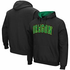 Oregon Ducks Colosseum Arch & Logo 2.0 Pullover Hoodie - Black