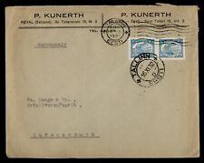 DR WHO 1932 ESTONIA TALLINN TO GERMANY  g01222
