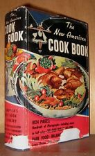 New American Cook Book by Wallace, Lily Haxworth