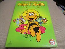 """COFFRET 3 DVD """"LES AVENTURES DE MAYA L'ABEILLE"""" dessins animes"""