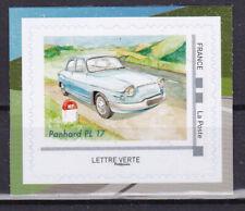 FRANCE 2020 Voitures et vacances cars adhesive Panhard PL17 MNH **