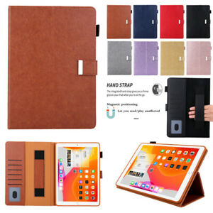 """Smart Magnetic Stand Leather Case For iPad Air3 Air 2020 Air 9.7"""" 7th 8th 10.2"""""""
