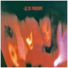 Cure The - Pornography (remastered) NEW CD