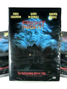 Fright Night (DVD) BRAND NEW FACTORY SEALED Widescreen Free Shipping Horror Film