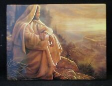 The Savior Bradford Exchange For God So Loved the World Plaque Jesus