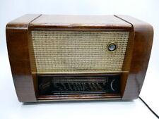 Tubos radio riweco Caruso exportación w660l técnicamente restaurado rar Tube radio i462