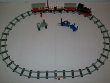 Lego 7722 Classic Town STEAM CARGO TRAIN NO Instructions