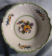Retsch & Company Bavaria Porcelain Bowl - Lustre Floral Decorations