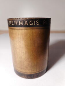 Lens Brass Vintage Movie Star Hermagis Paris F=262 6/12ft/M