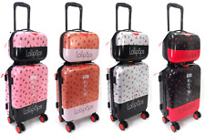 Lollipops Two-Piece Hortense Cabin Trolley Luggage Set Matching Vanity Case Bag