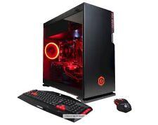 CyberPowerPC - Gamer Ultra VR Desktop - AMD Ryzen 7 1700X - 8GB Memory - NVID