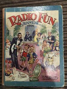 Radio Fun Annual 1954
