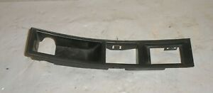 1981 Delorean DMC 12 OEM Right Door Handle Trim Escutcheon