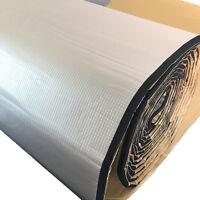 100cmx100cm Sound Deadener Car Heat Shield Insulation Deadening Material Mat New