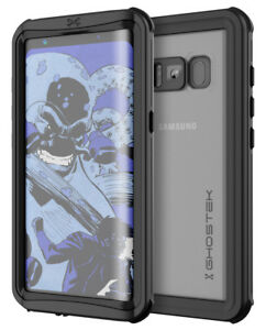 For Galaxy S8 / S8+ Plus Case | Ghostek NAUTICAL Shockproof Waterproof Cover