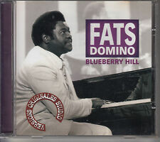 CD ALBUM FATS DOMINO / BLUEBERRY HILL / VERSIONS ORIGINALES STUDIOS