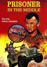 Prisoner in the Middle (DVD) (1977) (aka Warhead) David Janssen Karin Dor