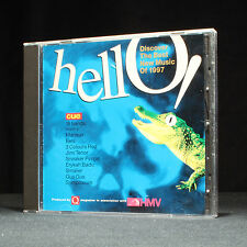 Q - Hello Best Music Of 1997 - Eels, Gus Gus, Mansun, Smaller - music cd album