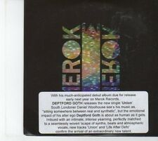 (DQ52) Deptford Goth, Union - 2013 DJ CD