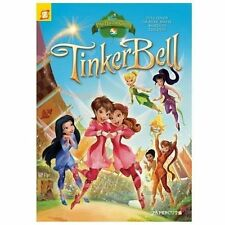 Disney Fairies Graphic Novel #13: Tinker Bell and the Pixie Hollow Games