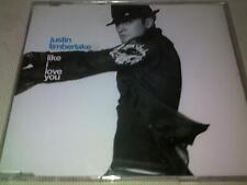 JUSTIN TIMBERLAKE - LIKE I LOVE YOU - 2002 UK CD SINGLE