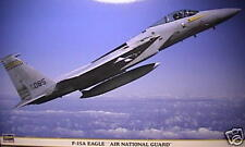 1/48 MDC F-15A EAGLE ANG Markings by Hasegawa