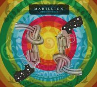 MARILLION - LIVING IN F E A R (LIMITED EP)   CD NEW!