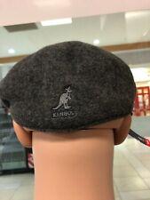 Kangol Wool  Hat /Cap    New Genuine/ORIGINAL CHARCOAL GREY