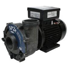 """Aqua-Flo XP2 2HP 1 Speed 48 Frame 2"""" x 2""""- Hot Tub Pump"""
