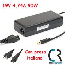 ALIMENTATORE CARICA BATTERIA PASSION 03 COMPATIBILE PER NOTEBOOK HP 19V 4.74A