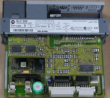 Allen-Bradley SLC500 1747-L542 Controller Module