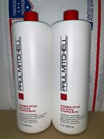 **NEW** 2 Pack Paul Mitchell Flexible Style Fast Drying Sculpting Spray 33.8 oz