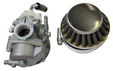 Carb Tomos A35 Dellorto Style SHA 14:12P Colibri Carburetor with air filter kit