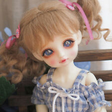 1/6 BJD Doll Resin Body Girls + Face Make Up Eyes Clothes Wig FULL SET XMAS GIFT