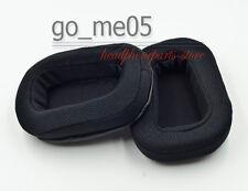 Foam cushioned Ear pads for Logitech G633 G933 Artemis Spectrum Surround Headset