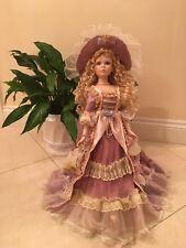 """Regency Fine Arts Doll (Mary) 28"""""""