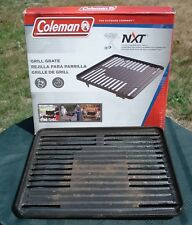 COLEMAN NXT GRILL GRATE CAST IRON PRE-SEASONED ALL READY TO GRILL NXT ACCESSORY