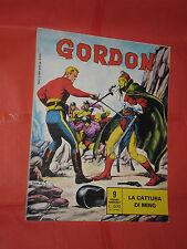 FLASH GORDON- N°9 -COMPLETO CARTOLINA PINOCCHIO DI JACOVITTI-1964-SPADA- GIGANTE
