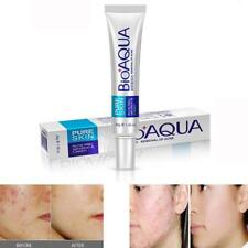 BIOAQUA Face Skin Care Acne Removal Cream Spots Scar Blemish Marks Authenti P2E6
