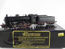 GL163 H0 BRASS MICRO-METAKIT Art.Nr. 03903.H Locomotiva elettrica Gruppo 740 F.