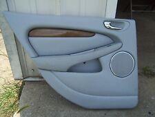 X Type 02 03 04 05 06 07 08 Left Driver REAR LR Interior Door Panel Light grey