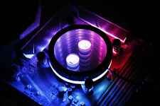 Barrow Red Intel Round CPU Block Infinity Mirror Illusion Effect - 347