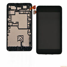 Complete Replacement  LCD Screen With Digitizer on FRAME for Nokia Lumia 530