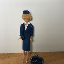 Vintage Barbie Outfit - American Airlines Stewardess 984 Complete Set