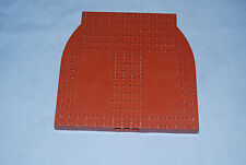 Lego 48000 Boat Deck Stern 16 x 16 for 7075 Reddish Brown Used