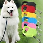 5M/3M Six Color Long Retractable Dog Pet Lead For Training Leash Extendable CJJ~