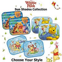 Mickey2 Set of2 Protectors Car Window Sun shades Baby Boy Girl Children Poster